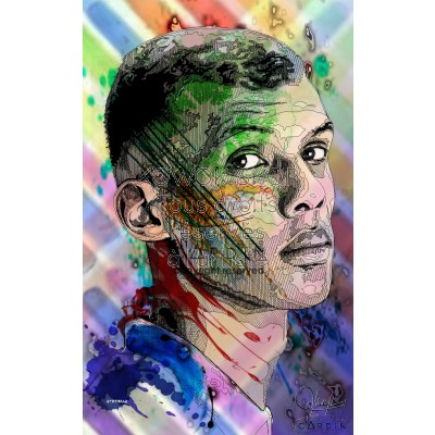 Stromae - Portrait infographique