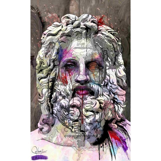 Non de Zeus - Portrait infographique