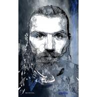 Sébastien Chabal - Portrait infographique