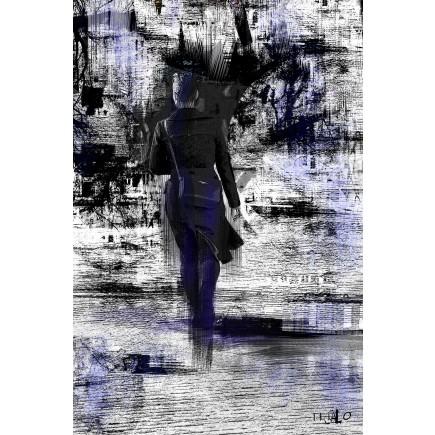 Adieu - tirage d'art