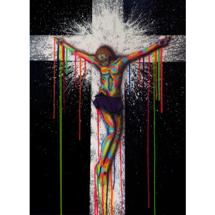 Colour your Jesus